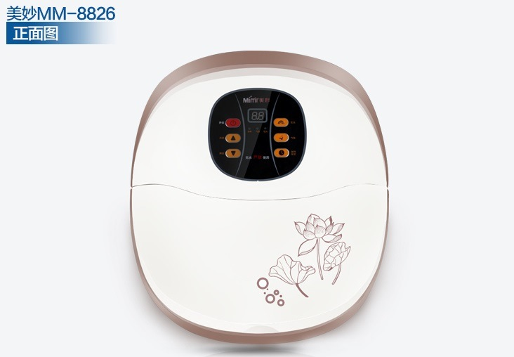 High-Tech Detox Foot SPA Type and Rehabilitation Therapy Supplies Properties