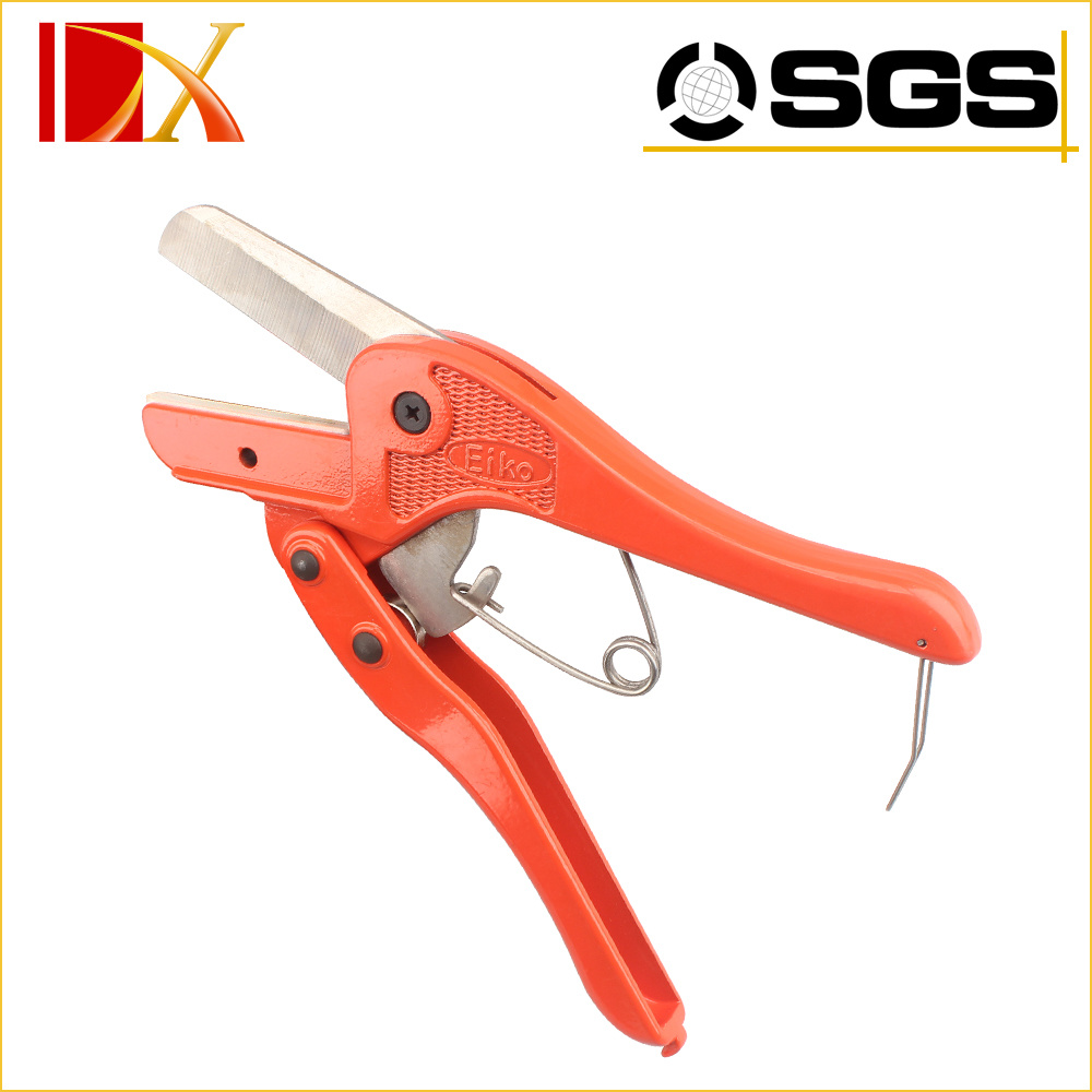 Heat Treatment and Plastic Sprayed PVC Pipe Cutter