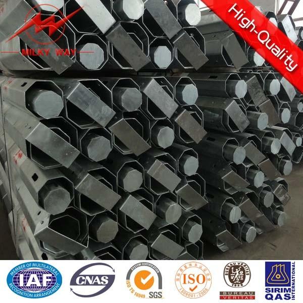 11m 800dan Electrical Steel Pole