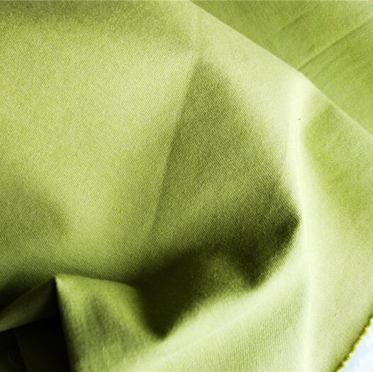 100% Cotton Solid Color Yarn Dued Color Denim