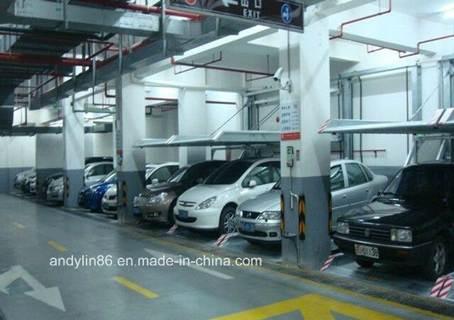Intelligent Parking Garage/Parking System