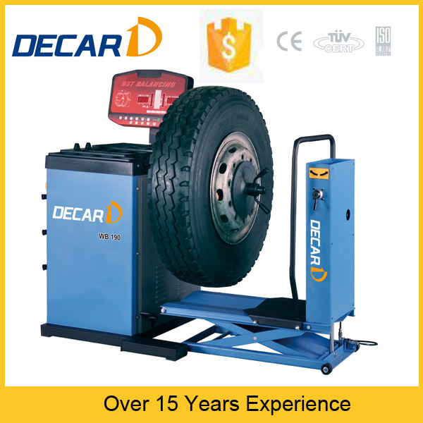 Decar Wb190 CE Truck Wheel Balancer