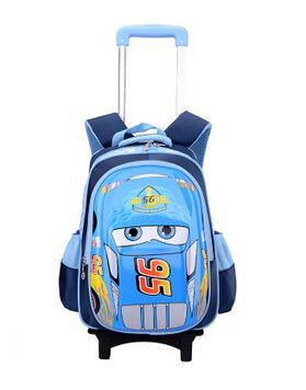 Top Quality Kid′s School Bag with a Pull Rod