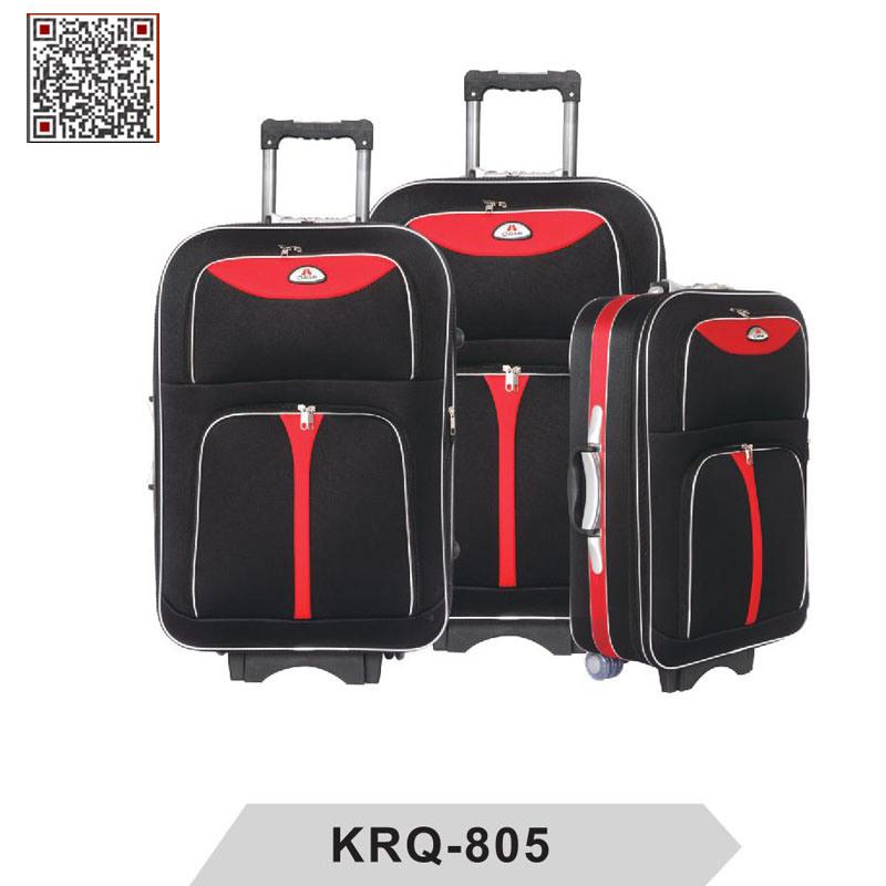 Wholesale EVA Outside Trolley Luggage Suitcase