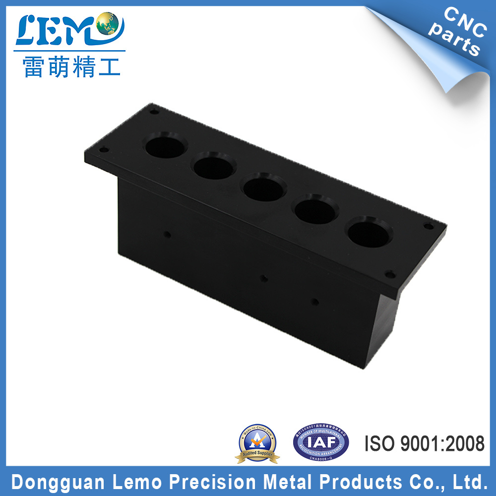 Customed High Quality Black Plastic Prototype (LM-330W)