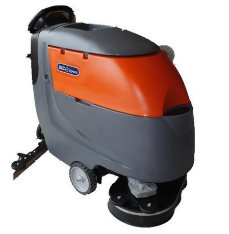 Double Brush Aotumatic Floor Scrubber for Big Area