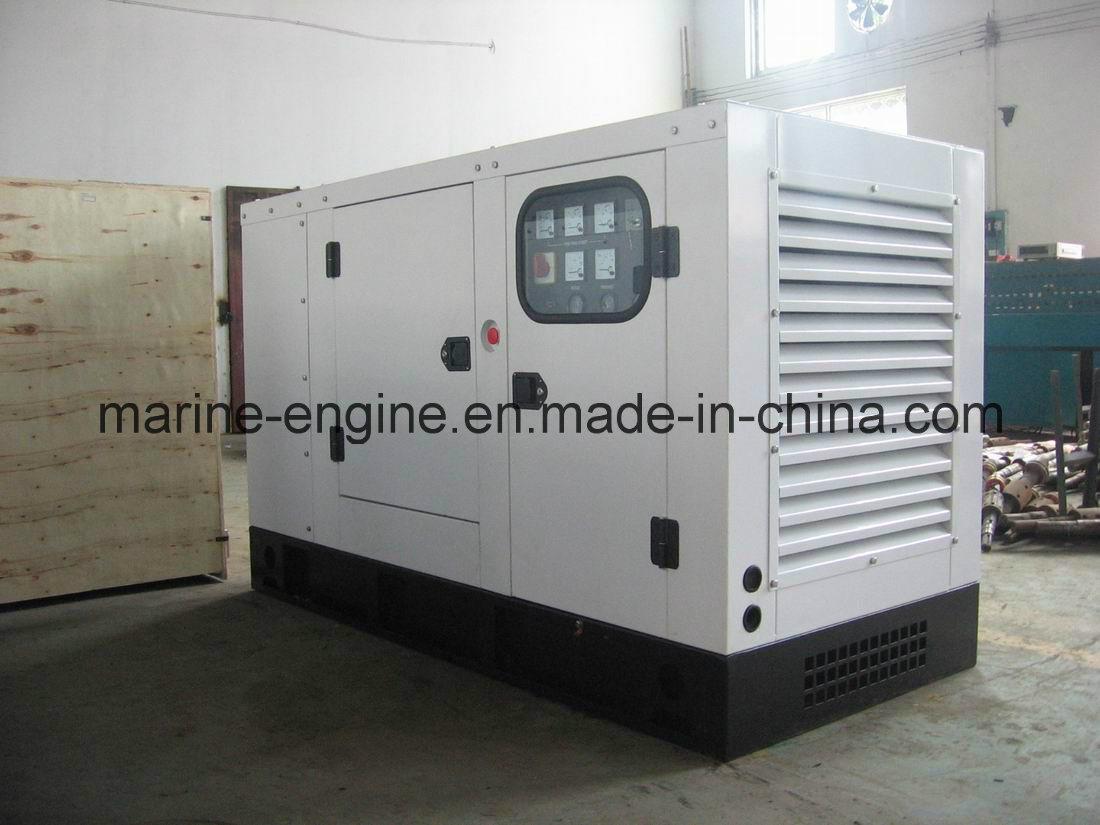 100kVA/80kw Deutz Silent Diesel Generator with Bf4m1013ec Engine