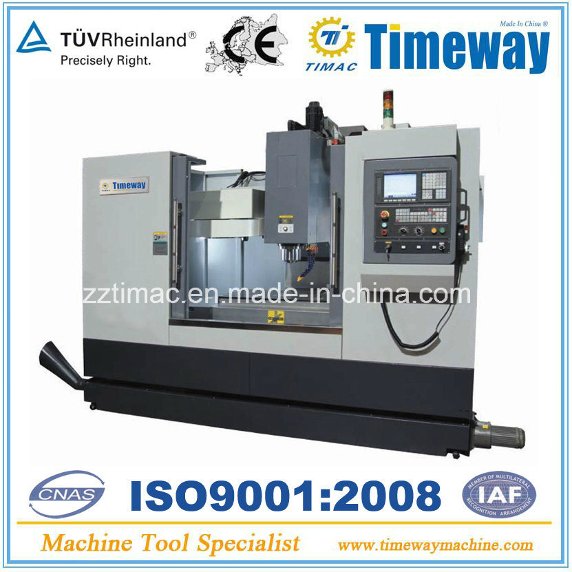CNC Vertical Machining Center & Linear Guideway (Vmc745L)