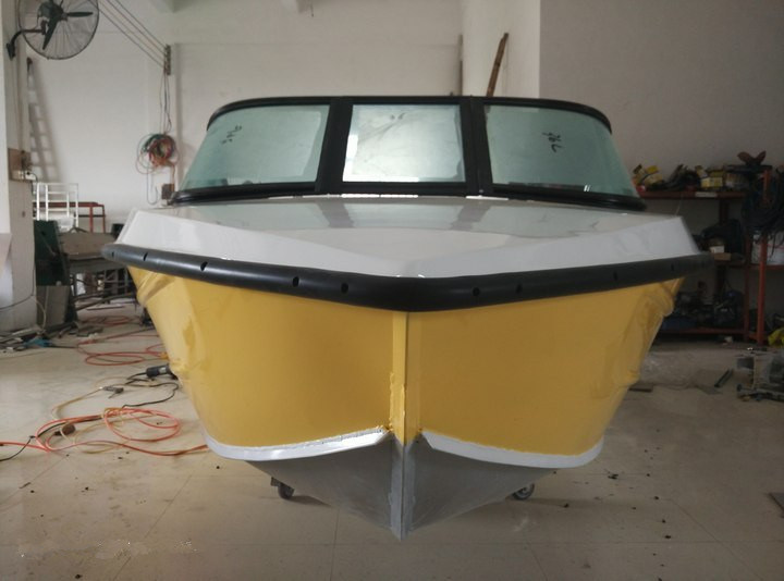 Beautiful Aluminium Boat Of1-19