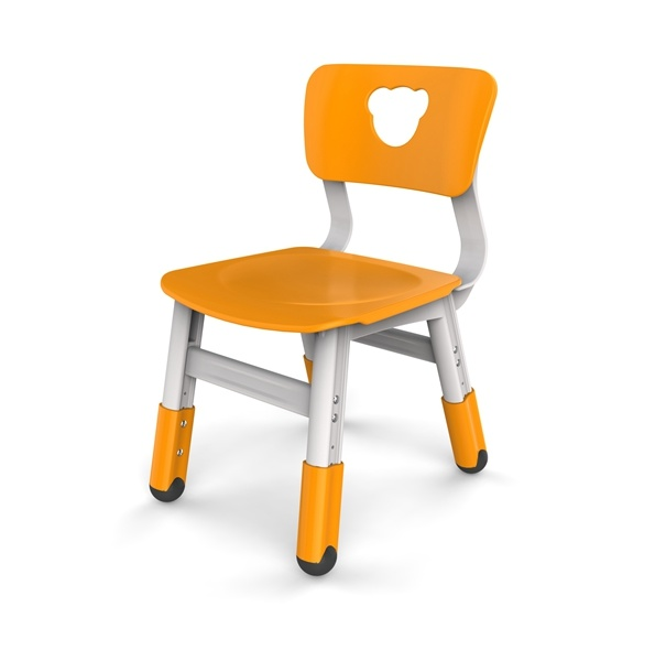 Eco-Friendly PP Kids Chair, Kindergarten Desk&Chair