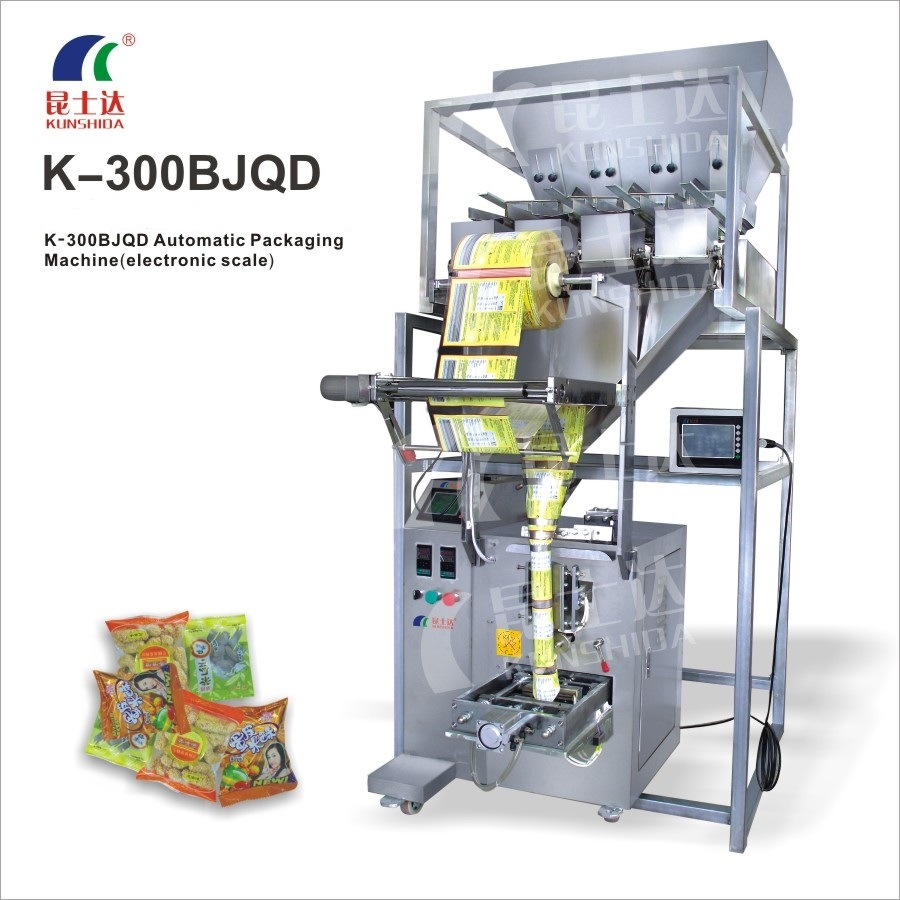 4heads Electronic Scales Packing Machine