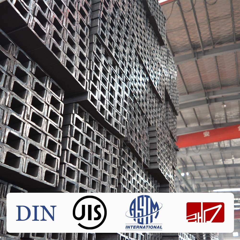 JIS U Channel Steel Rail