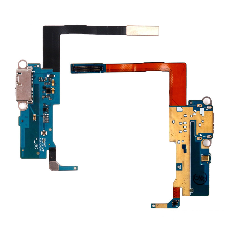 Mobile Phone Charger Connector Flex Cable for Samsung Note 3 N900