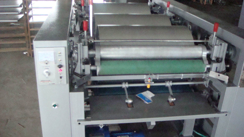 Knitting Bag Printing Machine (DS-850)