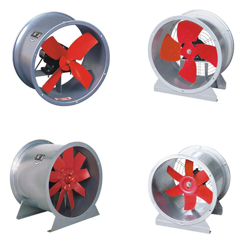 Kt-C Axial Blower Fan (belt driven)