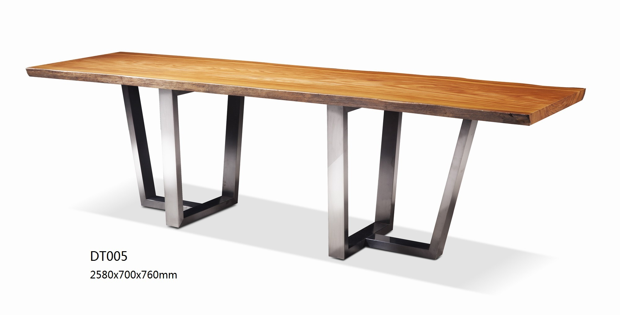 Solid Teak Wood Dining Table Second