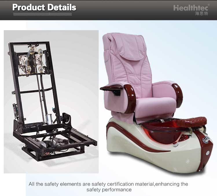Nail Salon Spas Massage Chair (A202-37-D)