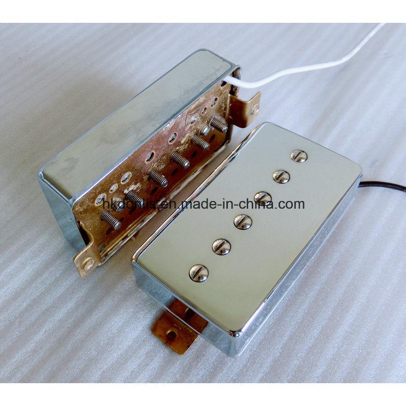 OEM AlNiCo 2 Magnet P90 Humbucker Lp Guitar Pickup