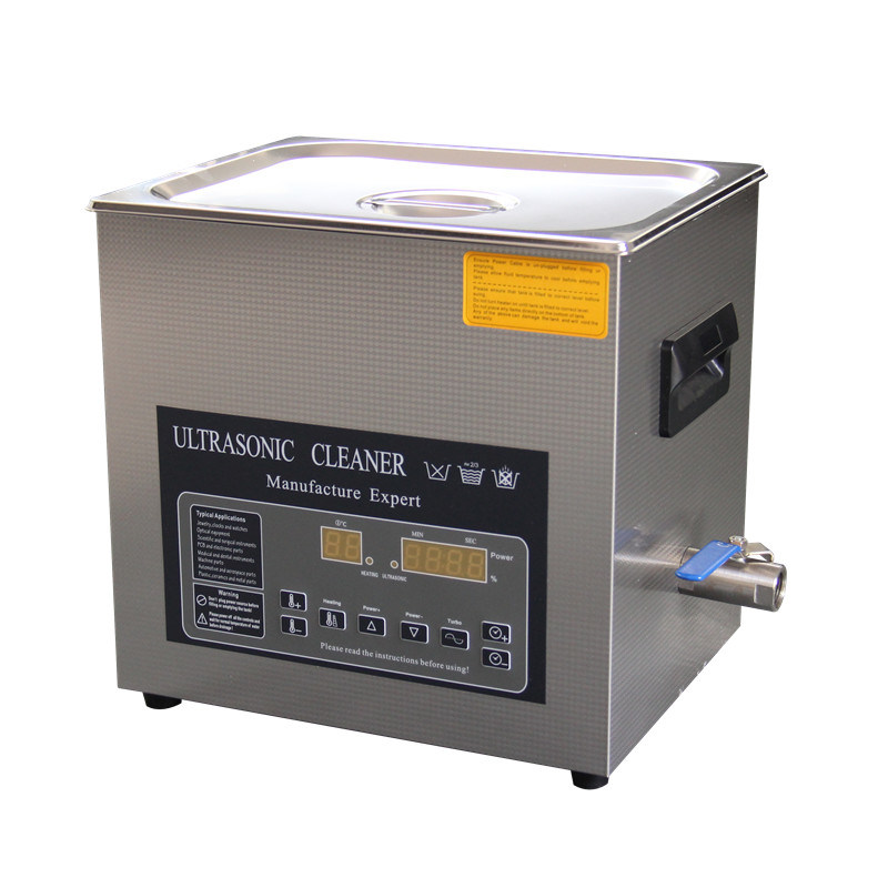 Tense Smaller Tank Ultrasonic Cleaning Machine Doule Frequency and Power (TSX-180SS)