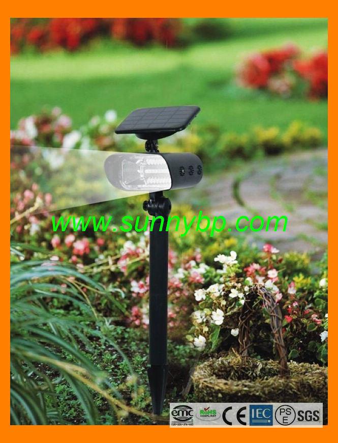 Solar High Power LED Flood Light Garden Lamp