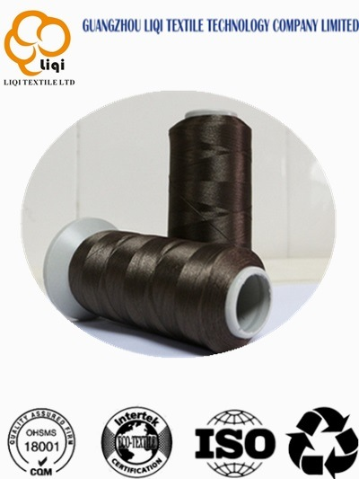 Dyeable High Tenacity Filament Polyester Sewing Thread