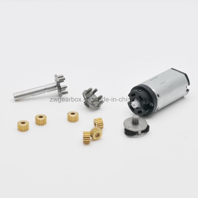 Diameter 6mm 3V Small DC Geared Motor