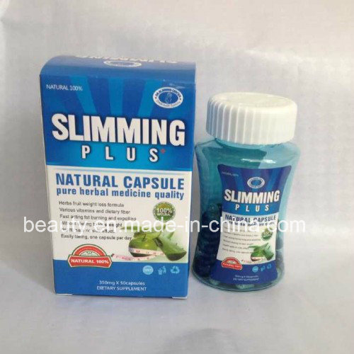 Slimming Plus Herbal Weight Loss Capsule, OEM/ODM Available