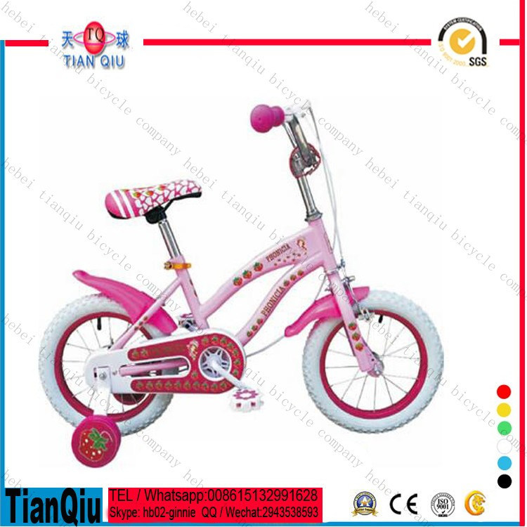 """Fashion Pink Color Girls Bike for Kids Children City Bicycle 12"""" 16"""" 20"""" on Sale"""