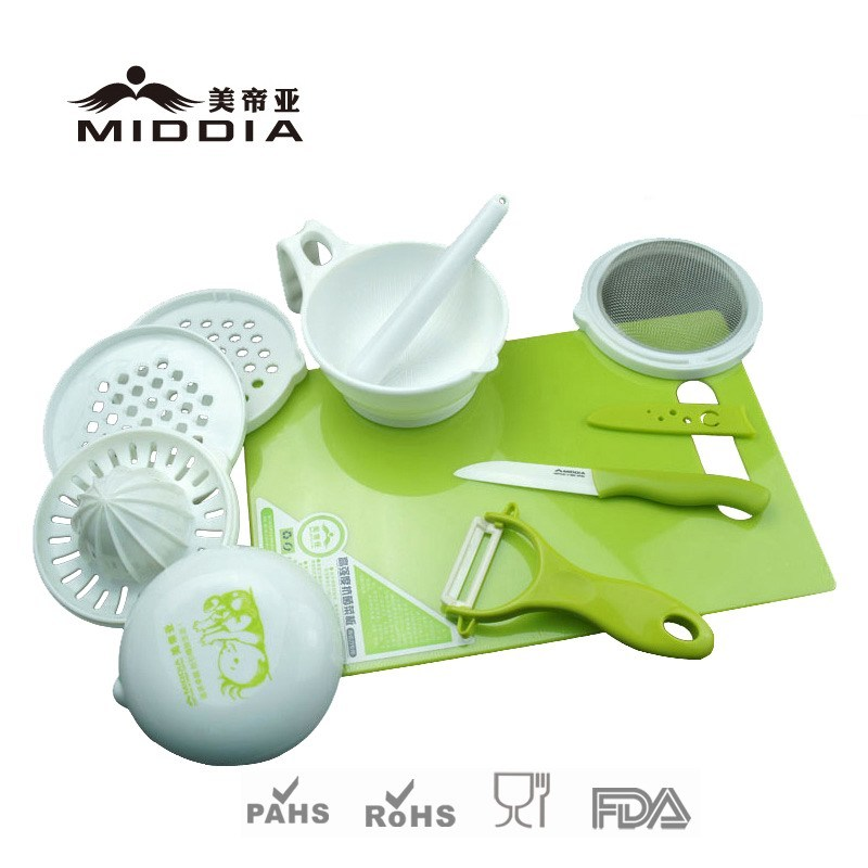 Baby Products Grinding Bowl Puree Masher Homemade Baby Food Mill