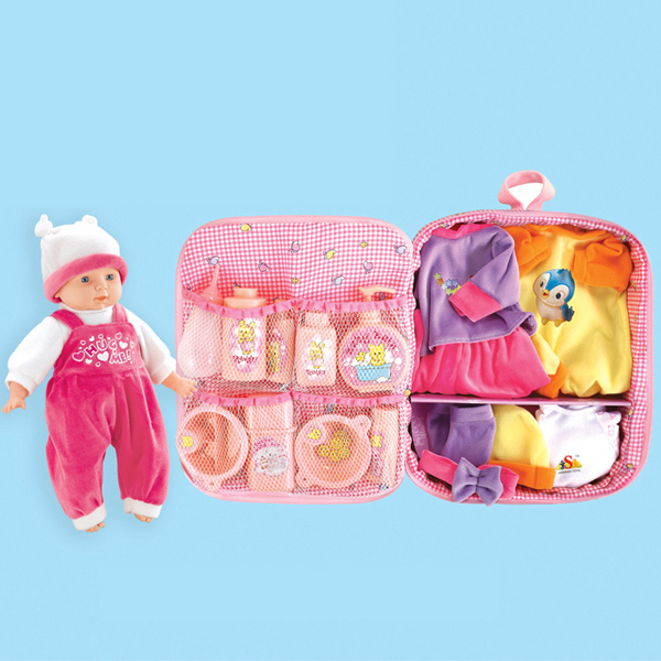 "China 14"" IC Stuff Baby Doll Clothes s &"