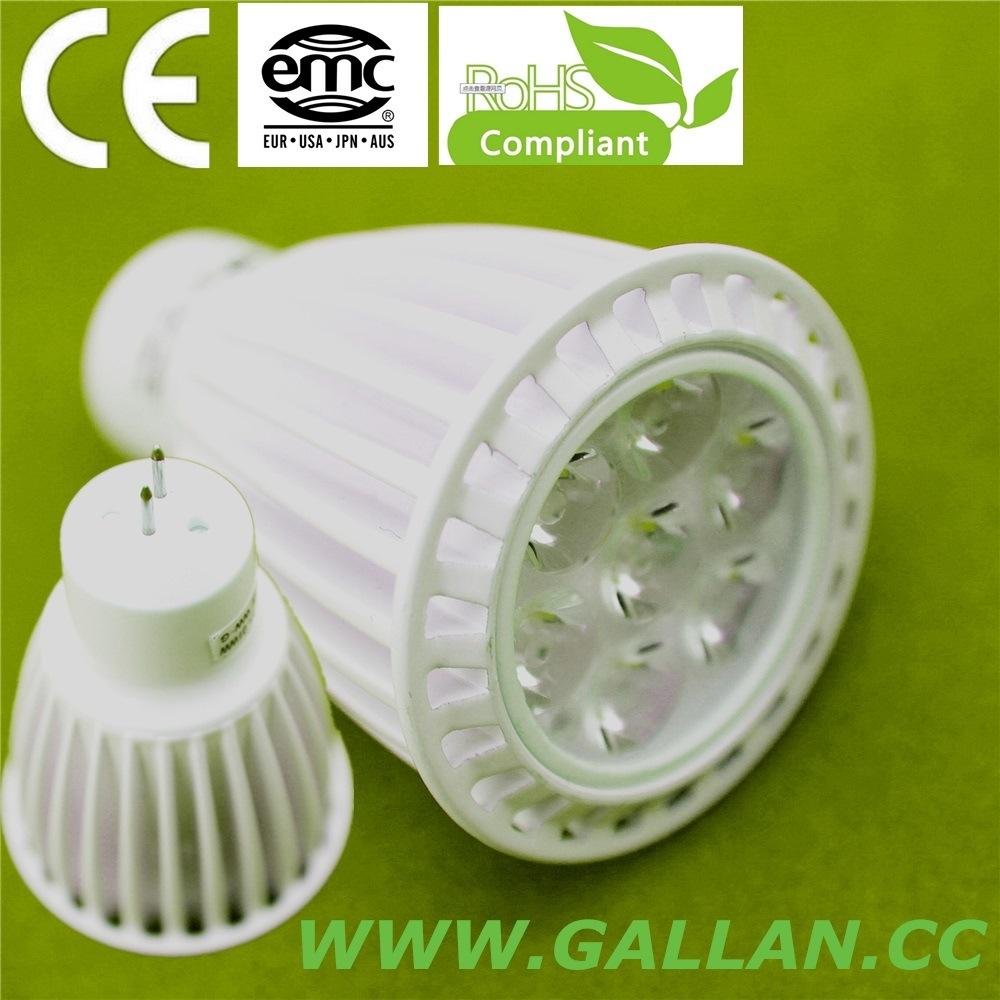 New Product AC86-265V 5W GU10 LED Spotlight Lamps