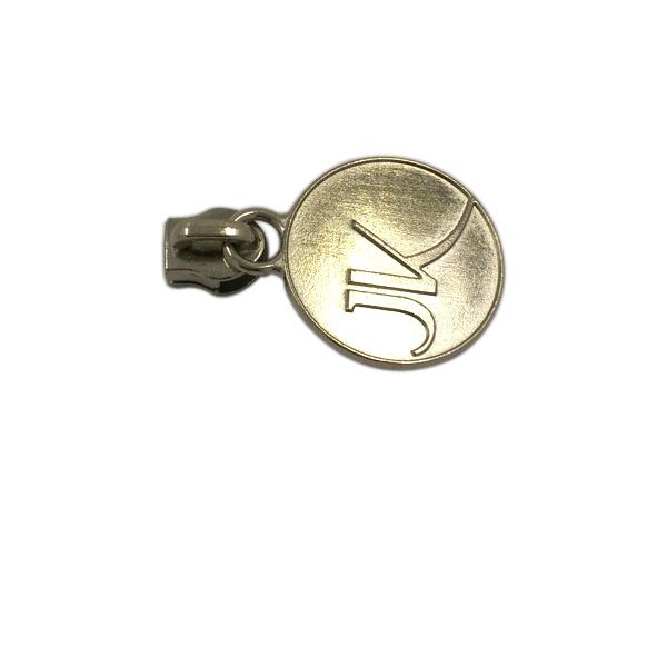 Factory Cheap Sale Customized Round Custom Metal Zipper Pulls