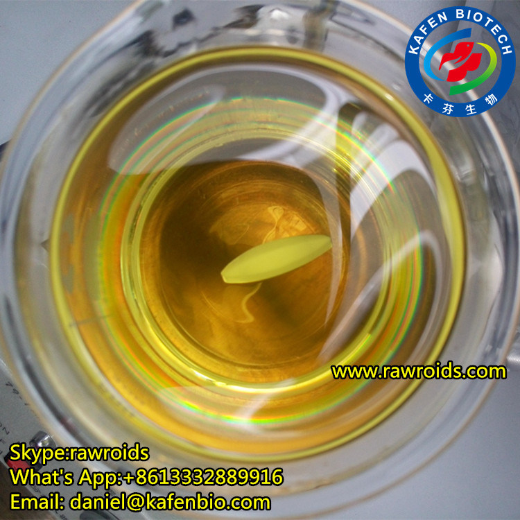 Equipoise Light Yellow Boldenone Undecylenate Muscle Gain 13103-34-9