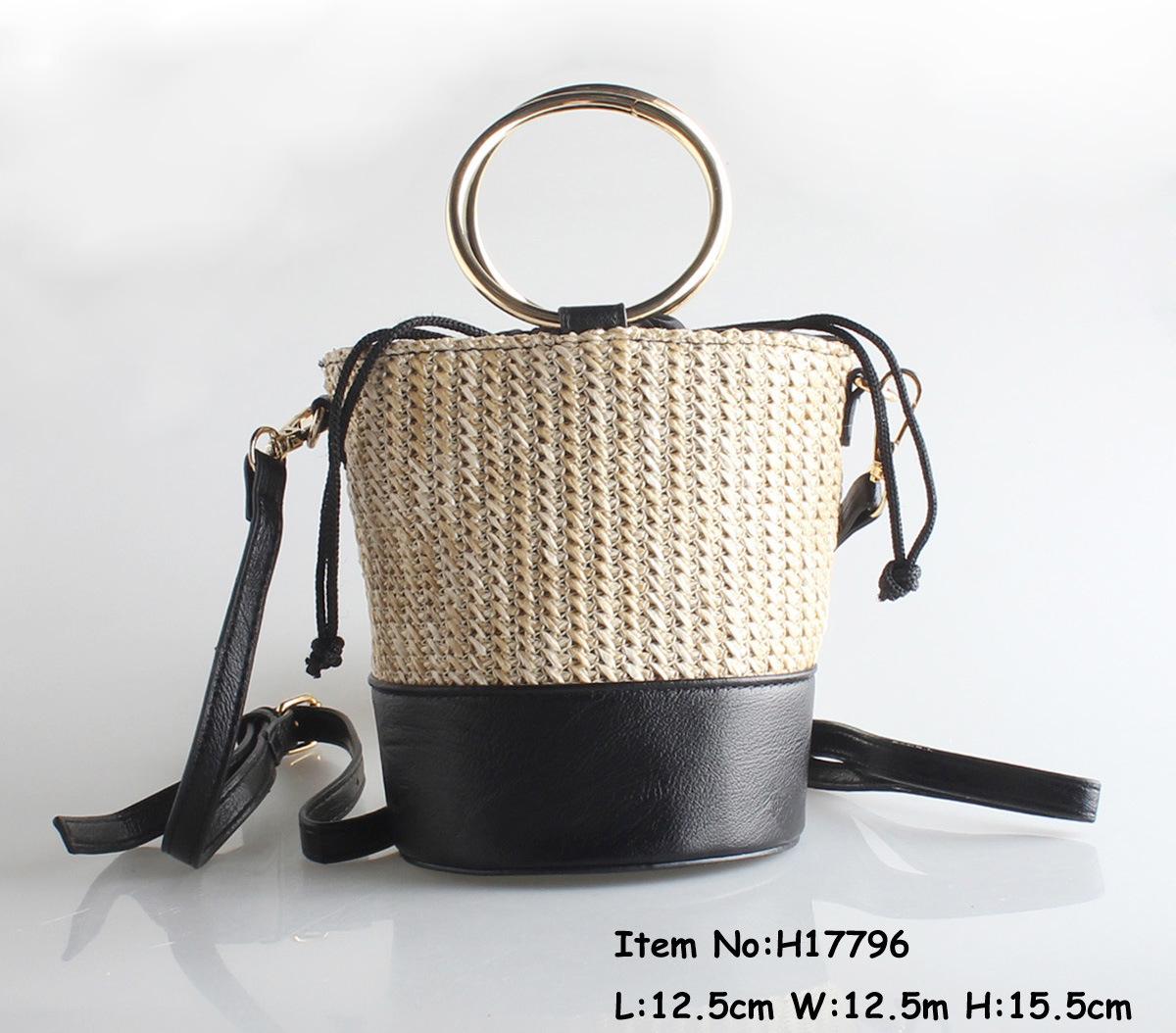 2017 Fashion Lady Handbags (H17796)