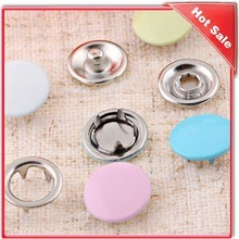 Empty Head Ring Snap Button Prong Snap Button for Clothing
