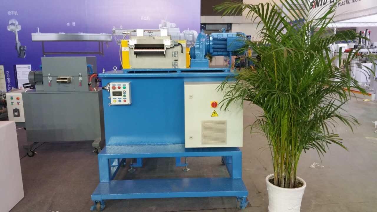 Super Quality New Arrival Waste PP PE Plastic Granulator