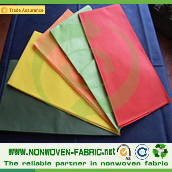 Spunbond Nonwoven Polypropylene Fabric Tablecloth