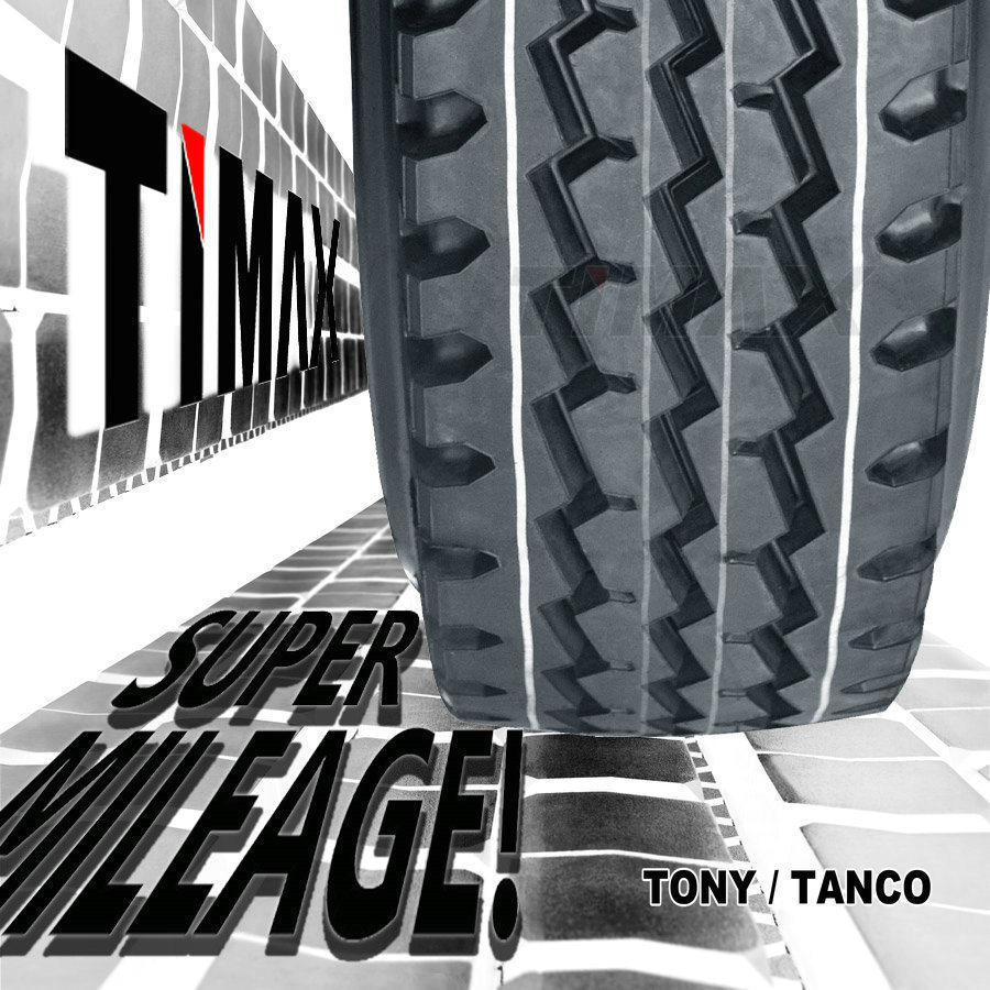 288000kms Commercial Wholesale Heavy Duty TBR Radial Bus Truck Tyre