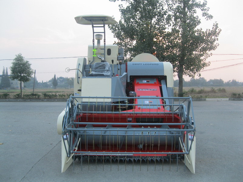 4lz-2.0z (4.0Z) Rice and Wheat Combine Harvester