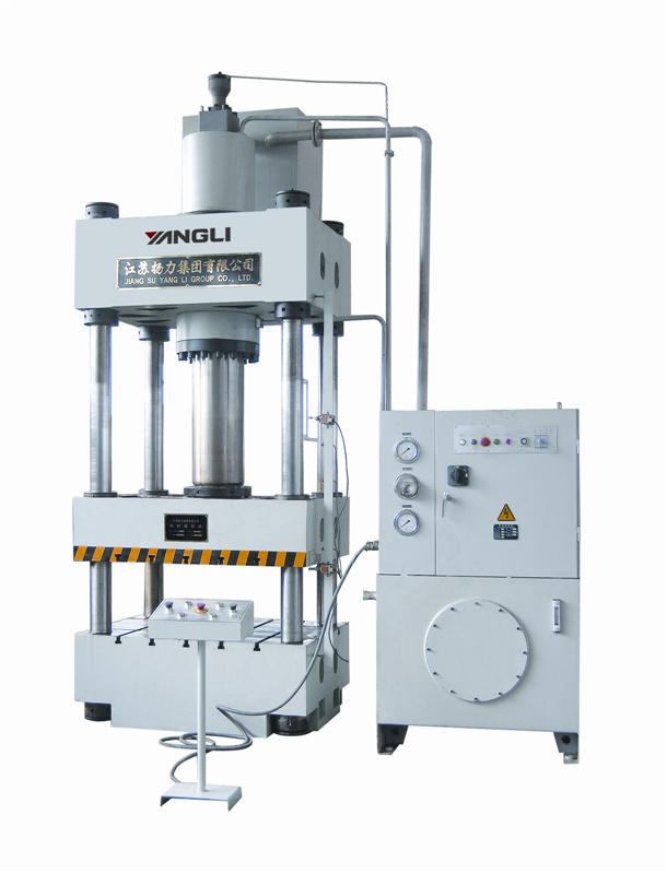 Yl32 Series Four-Column Hydraulic Press Machine