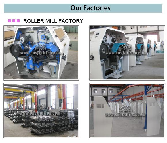 All Type Grain Flour Milling Machine