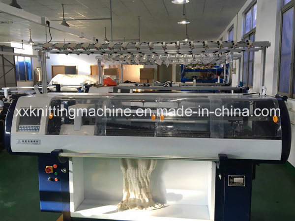 Automatic Textile Knitting Machine for Vamp