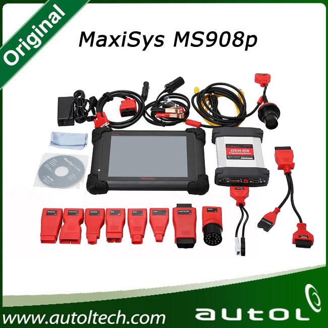 2016 Newest Version Car Diagnose Tool Autel Maxisys PRO Ms908p WiFi Auto Diagnostic Tool