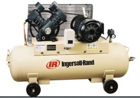 Ingersoll Rand Piston Air Compressor; Reciprocating Air Compressor; Single Stage Compressor (S1B1S S1B1)