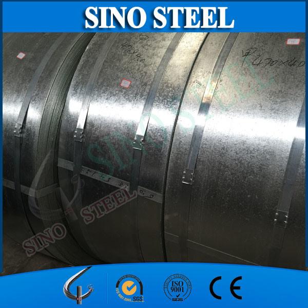 JIS G3302 Z60 0.42*47mm Small Spangle Hot Dipped Galvanized Steel Strip