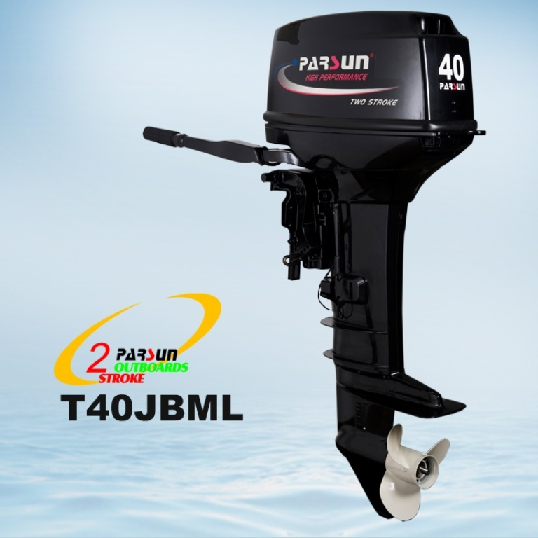 40HP Enduro (J type) 2-Stroke Outboard Engine