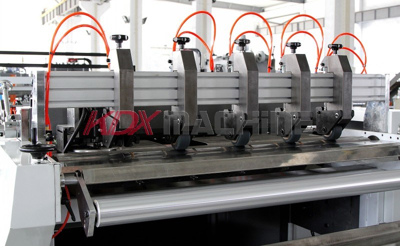 High Speed Laminator with Hot Knife (KMM-1220C)