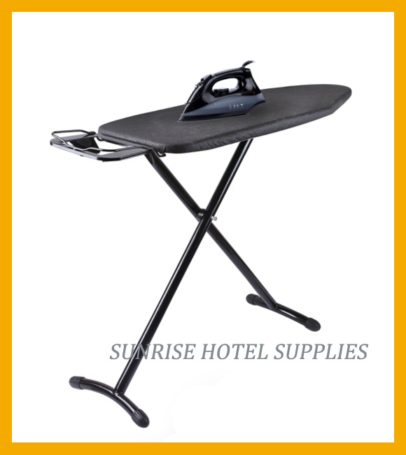 Hotel Foldable Ironing Board with Adjustable Height
