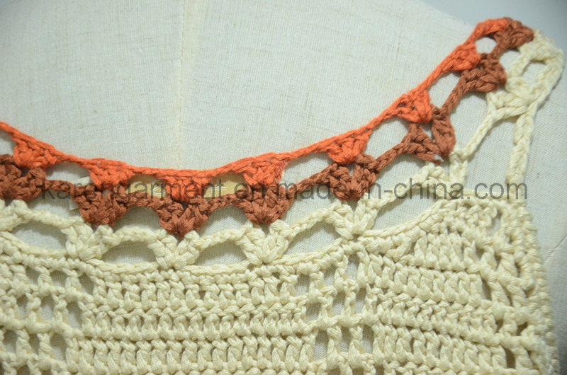 Wholesale Women Crochet Tank Top Vest