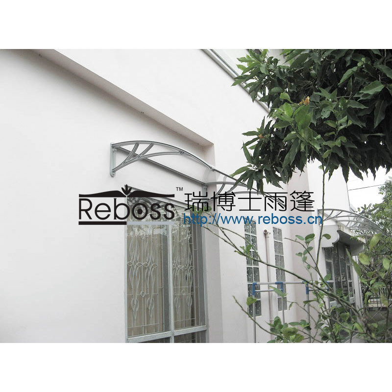 Polycarbonate Awning/ Canopy / Shade/ Shelter for Windows and Doors